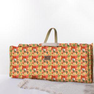 Cama para Perros Portatil de lujo diseño Marrakech